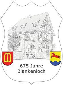 675 Jahre Blankenloch