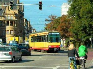 Stadtbahn S2 (Foto: KVV)