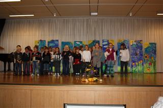 2. Klasse der Friedrich-Magnus-Schule