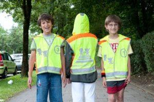 Sicherheitswesten (Foto: ADAC)