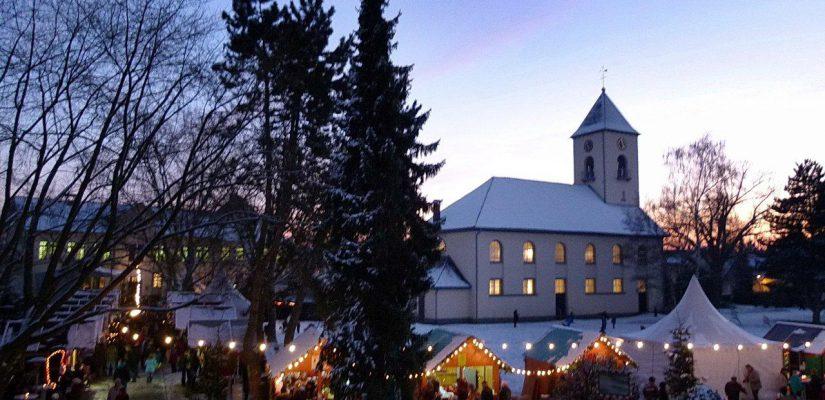 Weihnachtsmarkt Friedrichstal 2012