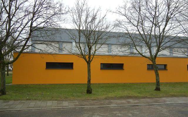 Sporthalle Friedrichstal