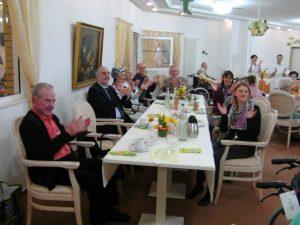 Frühlingsfest Haus Edelberg