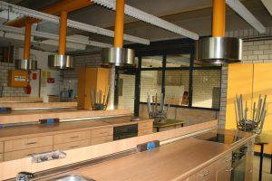Küche Erich-Kästner-Realschule