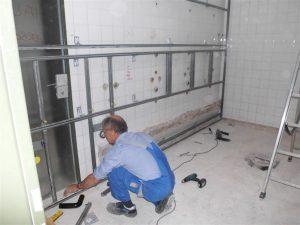 Sanierung Sporthalle Friedrichstal