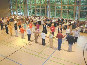 Auftritt Schlenderkontra Karlsbad 2008