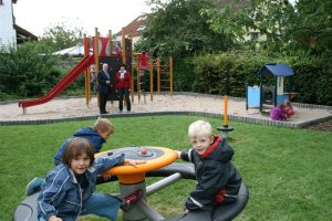 Spielplatz Frau-Holle-Weg Büchig