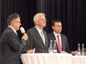 Kretschmann und Schmid im Interview
