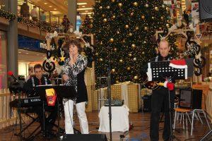 Weihnachtsmusik mit Une Affaire Souabe