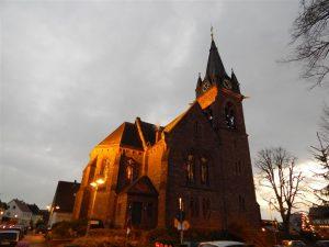 Kirche Staffort