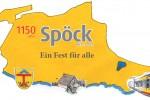 Einlasskarten für Festakt 1150 Jahre Spöck
