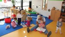 Anbau Kindergarten Lachwald (Archiv)