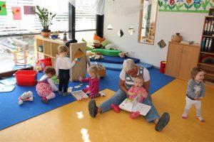 Anbau Kindergarten Lachwald