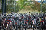 Öffentliche Versteigerung von Fundfahrrädern