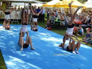 TGW-Turngruppe Marktplatzfest