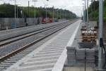 Bahnstrecke ab Montag wieder in Betrieb