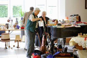 Flohmarkt im Seniorenzentrum