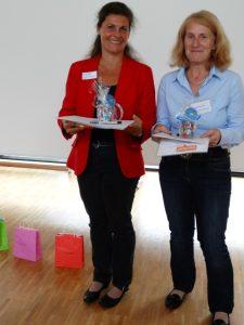 Annegret Zerban-Stihler und Monika Dörflinger-Böhm