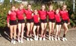 SGW-Mannschaft bei den Badischen Meisterschaften