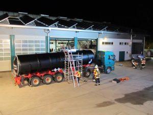 Übung Tanklastzug