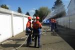 Berufsfeuerwehrtag der Jugendabteilung Friedrichstal