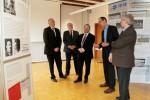 Vorsitzender der jüdischen Kultusgemeinde Karlsruhe zu Gast bei Stafforter Ausstellung