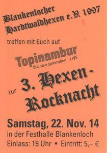 3. Hexenrocknacht