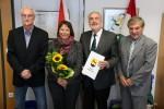Traute Scherer-Willgeroth seit 25 Jahren im öffentlichen Dienst