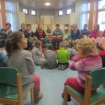 Canto-Elementar-Singpatenprojekt der Büchiger Kindergärten vorgestellt