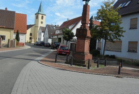 Kirchstraße Spöck