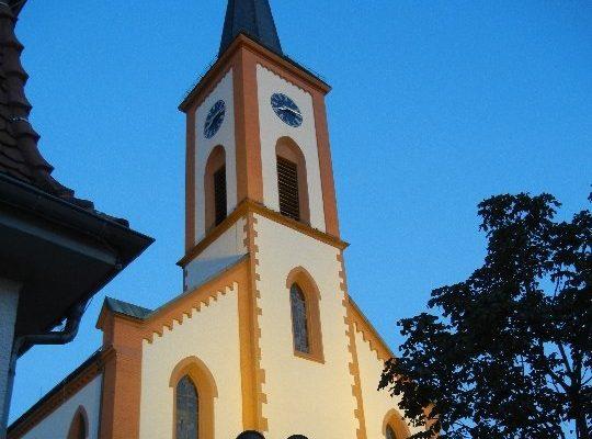 Ev. Michaeliskirche Blankenloch