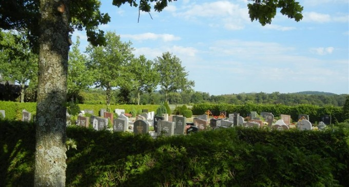 Friedhof Staffort