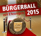 Logo Bürgerball 2015