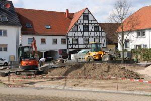 Umgestaltung Lindenplatz