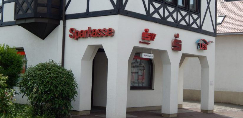 Sparkassenfiliale Staffort schließt | meinstutensee.de