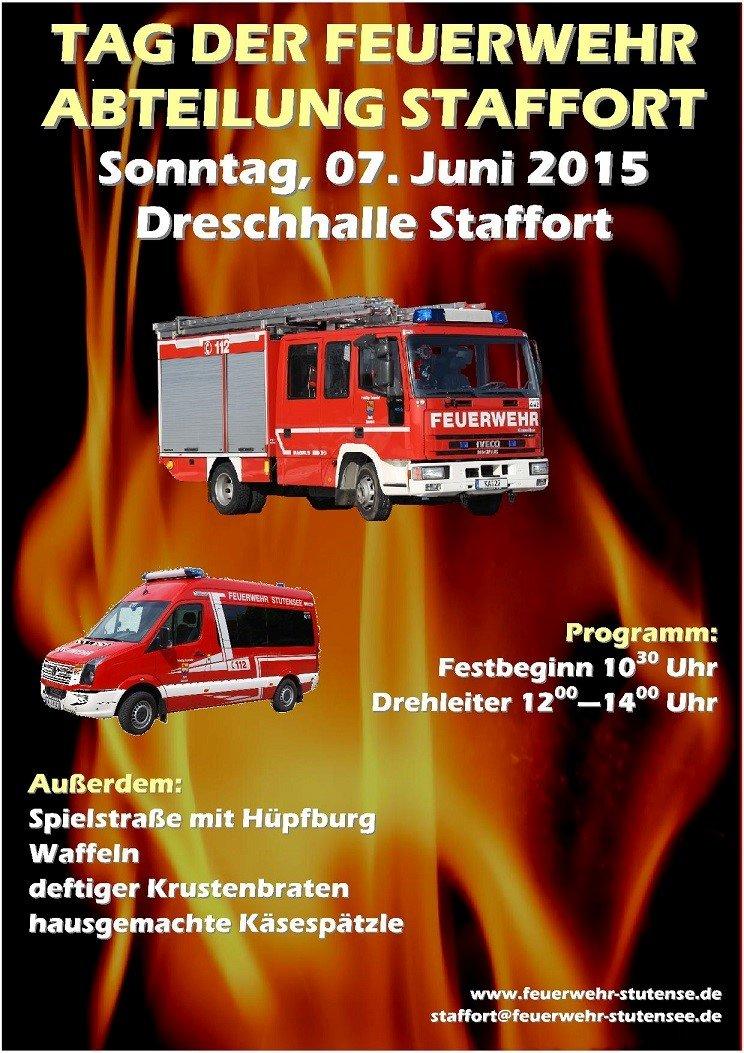Tag der Feuerwehr Staffort