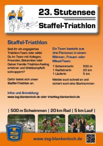 Triathlon Infoflyer 2