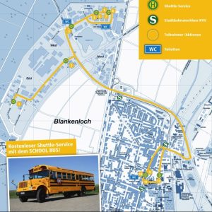 VOS Karte Blankenloch