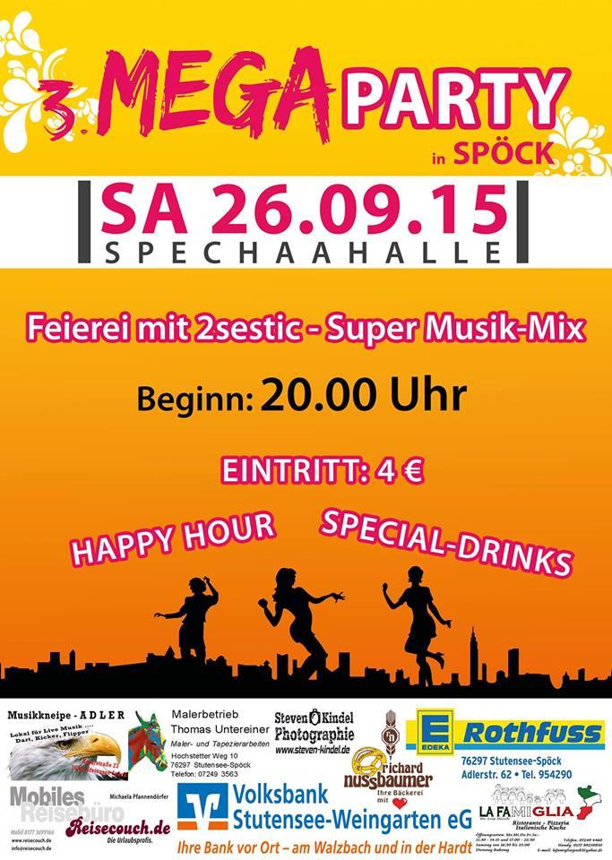 Mega-Party 2015