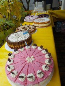 Kuchenverkauf Kindergarten Sonnenschein