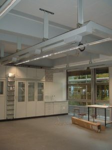 Neuer Bio-Lehrsaal TMG