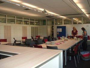 Saniertes Lehrerzimmer EKRS