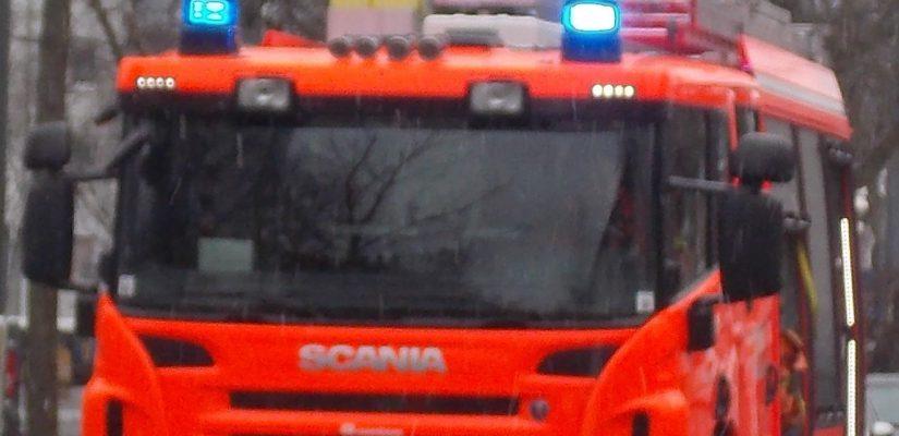 Kellerbrand in Blankenloch verläuft glimpflich ...