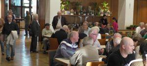 Gut besucht: Das Fest des Klintierzuchtvereins Blankenloch.