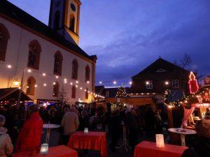 Weihnachtsmarkt Blankenloch