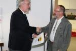 Stadtverwaltung verabschiedet Edgar Scharmann in den Ruhestand