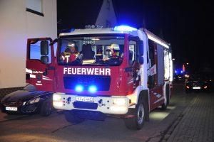 Feuerwehr Kaminbrand