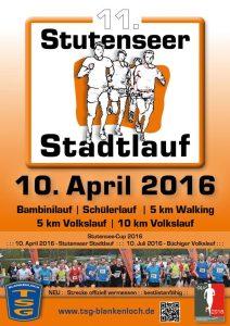Stutenseer Stadtlauf 2016