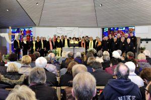 Ensemble 2007 vor Publikum