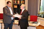 Ansgar Mayr 20 Jahre in der Kommunalpolitik aktiv